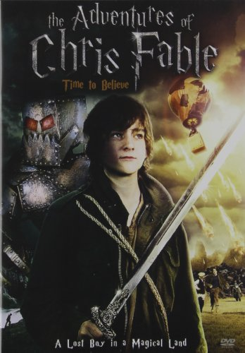 Adventures of Chris Fable DVD Image