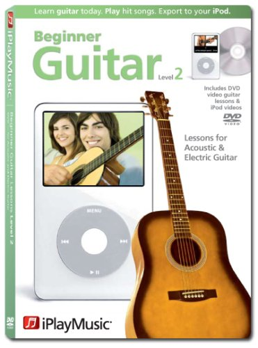 Beginner Guitar Lessons Level 2: Learn Songs the Quick, Simple, and Easy Way DVD Image