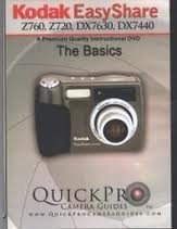 Kodak EasyShare Instructional DVD by QuickPro Camera Guides [VHS] DVD Image