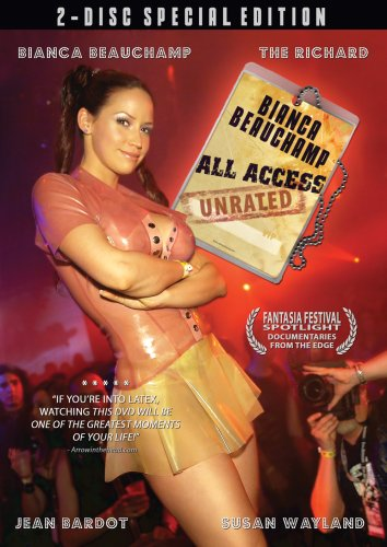 Bianca Beauchamp: All Access DVD Image