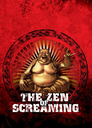 The Zen of Screaming DVD Image