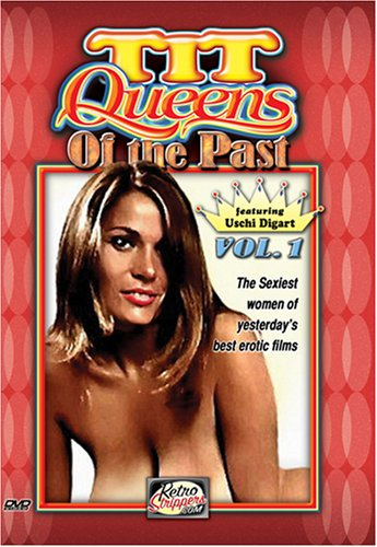 Tit Queens of the Past, Vol. 1 DVD Image
