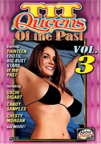 Tit Queens Of the Past Vol 3 DVD Image