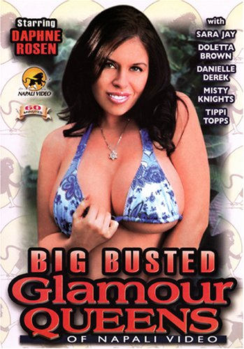 Big Busted Glamour Queens DVD Image