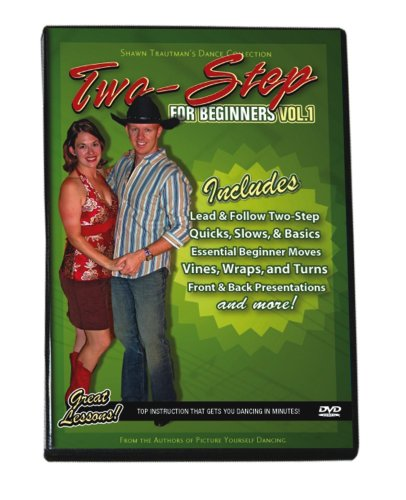 Two-Step for Beginners Volume 1 (Shawn Trautman's Dance Collection) DVD Image