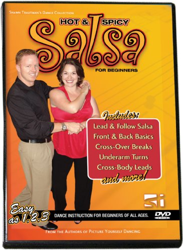 Hot & Spicy Salsa for Beginners (Shawn Trautman's Dance Collection) DVD Image