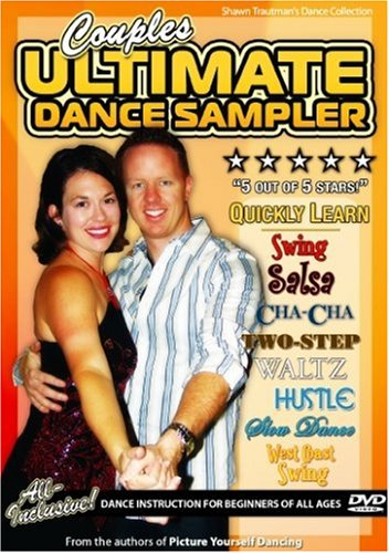 Couples Ultimate Dance Sampler (Shawn Trautman's Dance Collection) DVD Image