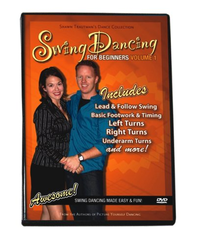 Swing Dancing for Beginners Volume 1 (Shawn Trautman's Dance Collection) DVD Image