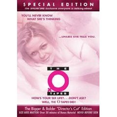 The O Tapes DVD Image