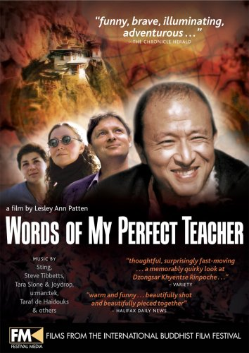 Words of My Perfect Teacher DVD Image
