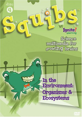 Squibs Disc 4 - In the Environment: Organisms & Ecosystems DVD Image