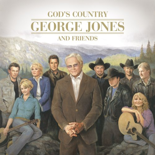God's Country: George Jones & Friends DVD Image