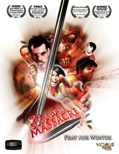 The Summer of Massacre DVD Image