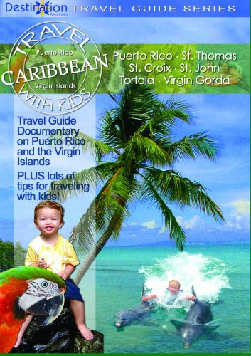Travel With Kids  Caribbean DVD Image