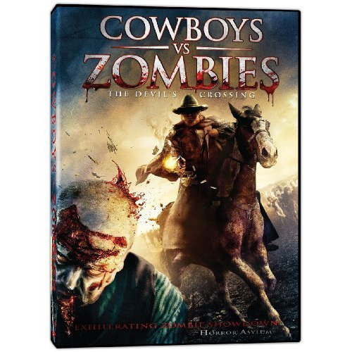 Cowboys vs. Zombies DVD Image