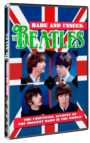 The Beatles: Rare & Unseen DVD Image