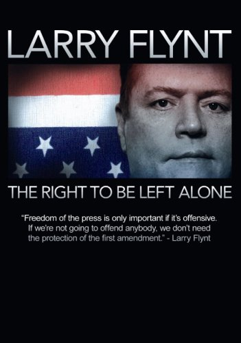 Larry Flynt: The Right to Be Left Alone DVD Image
