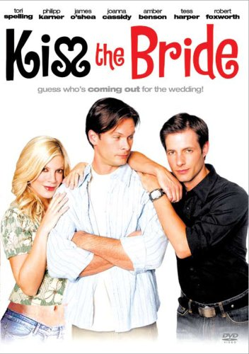 Kiss the Bride DVD Image