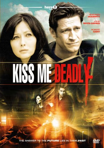 Kiss Me Deadly DVD Image
