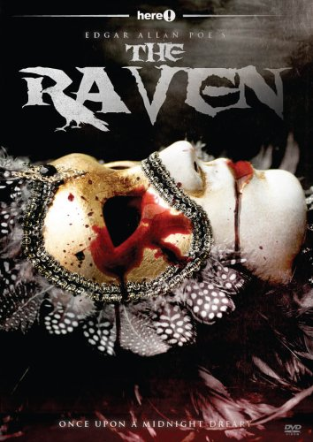 The Raven DVD Image