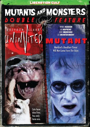 Double Feature: The Uninvited / Mutant DVD Image
