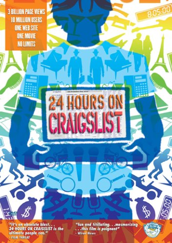 24 Hours on Craigslist DVD Image