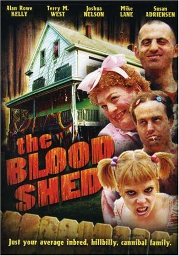 The Blood Shed DVD Image