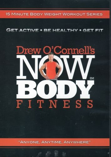 Now Body Fitness with Drew O'Connell DVD Image