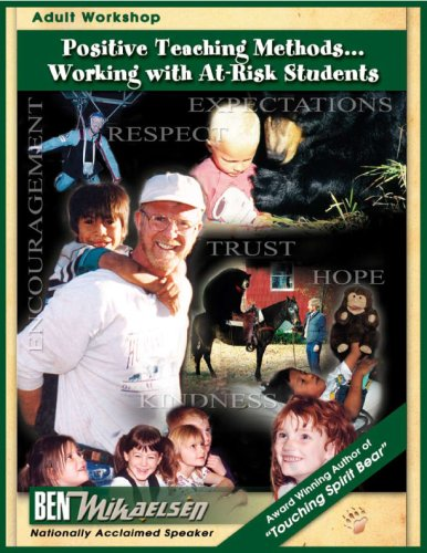 Positive Teaching Methods...Working With At-Risk Students DVD Image