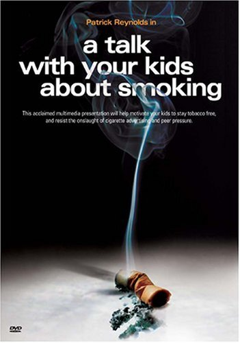 A Talk With Your Kids About Smoking - A Family DVD for Grades 6 - 12(2007) DVD Image