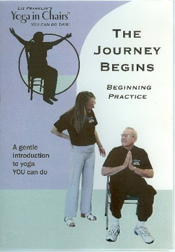 Yoga In Chairs: Beginner DVD Image