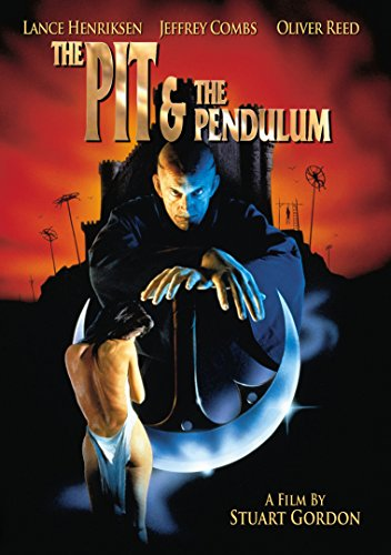 Pit And The Pendulum, The DVD Image