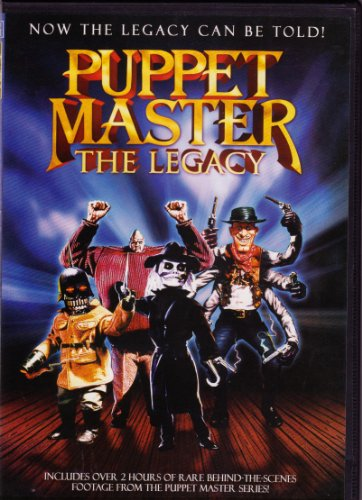 Puppet Master: The Legacy DVD Image