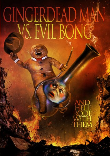 Gingerdead Man Vs. Evil Bong DVD Image