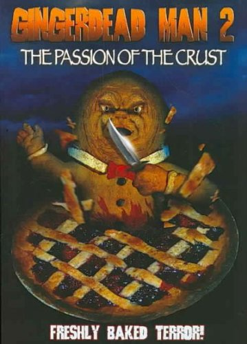 Gingerdead Man 2: The Passion Of The Crust DVD Image