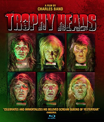 Trophy Heads DVD Image