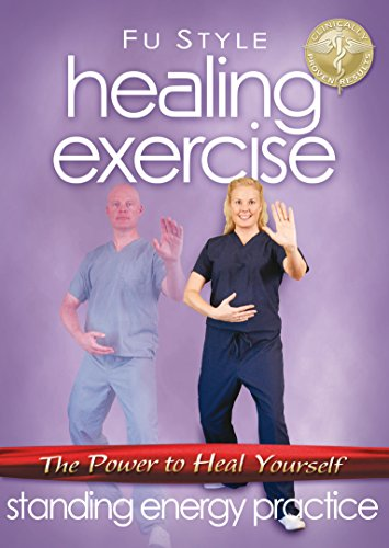 Healing Exercise Standing Tai Chi DVD For Beginners and Those Seeking to Learn Basic Tai Chi Exercises - Through Natural Movements, Increase Coordination & Balance, and Heal & Transform the Body DVD Image