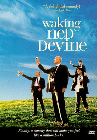 Waking Ned Devine DVD Image