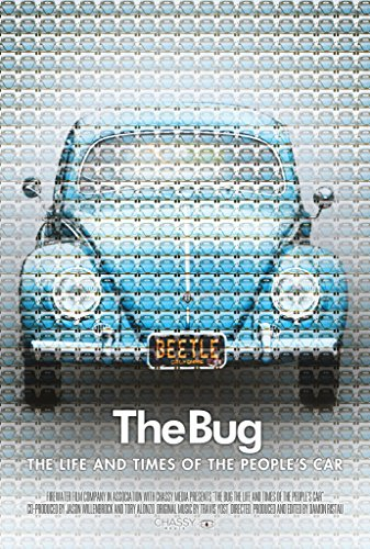 The Bug: Life and Times of the People's Car DVD Image