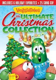 Veggies Tales: The Ultimate Christmas Collection DVD Image