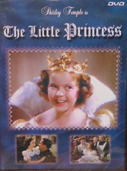 The Little Princess Starring Shirley Temple DVD Image