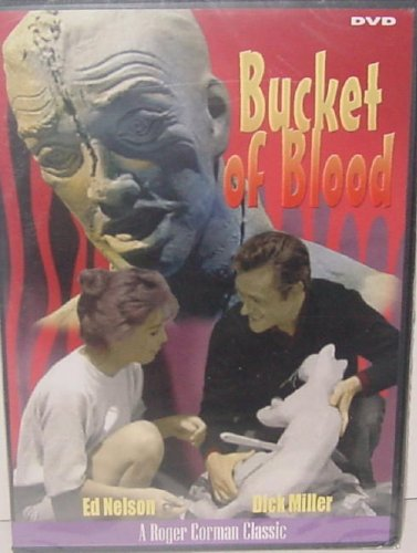 Bucket of Blood (Digitally Remastered) DVD Image