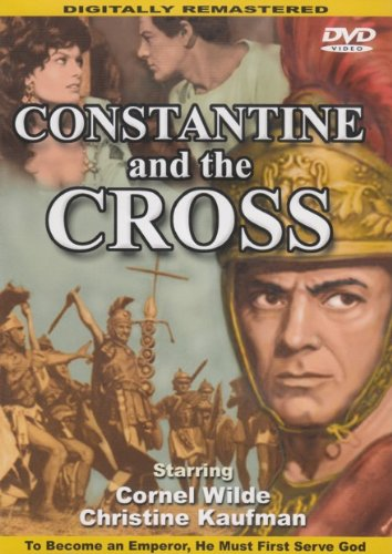 Constantine And The Cross [Slim Case] DVD Image