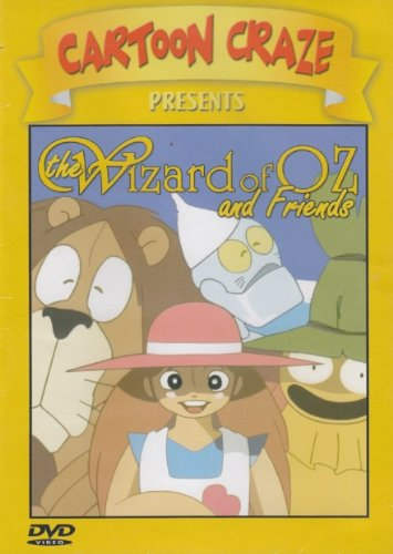 The Wizard Of Oz And Friends [Slim Case] DVD Image