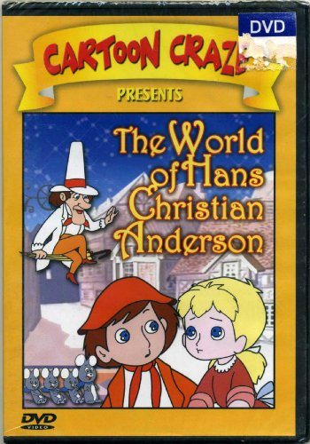 The World Of Hans Christian Anderson [Slim Case] DVD Image