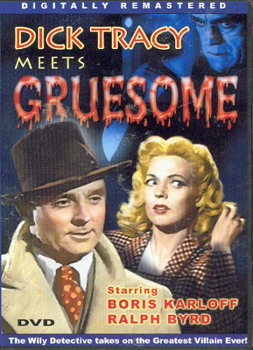 Dick Tracy Meets Gruesome [Slim Case] DVD Image