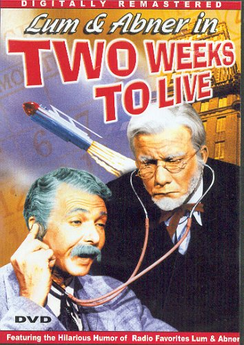 Two Weeks To Live [Slim Case] DVD Image