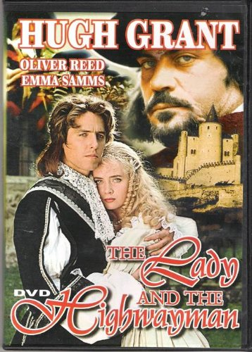 The Lady And The Highwayman [Slim Case] DVD Image