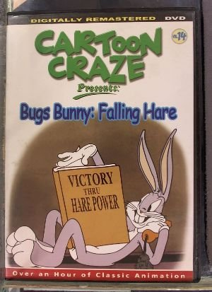 CARTOON CRAZE PRESENTS: BUGS BUNNY:FALLING HARE DVD Image