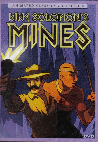 Animated Classics Collection: King Solomon's Mines DVD Image